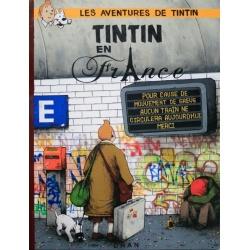 Litho.Online Dran - Tintin en France