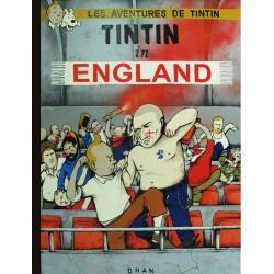 Dran - Tintin in England