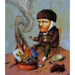 Litho.Online Dran - Van Gogh
