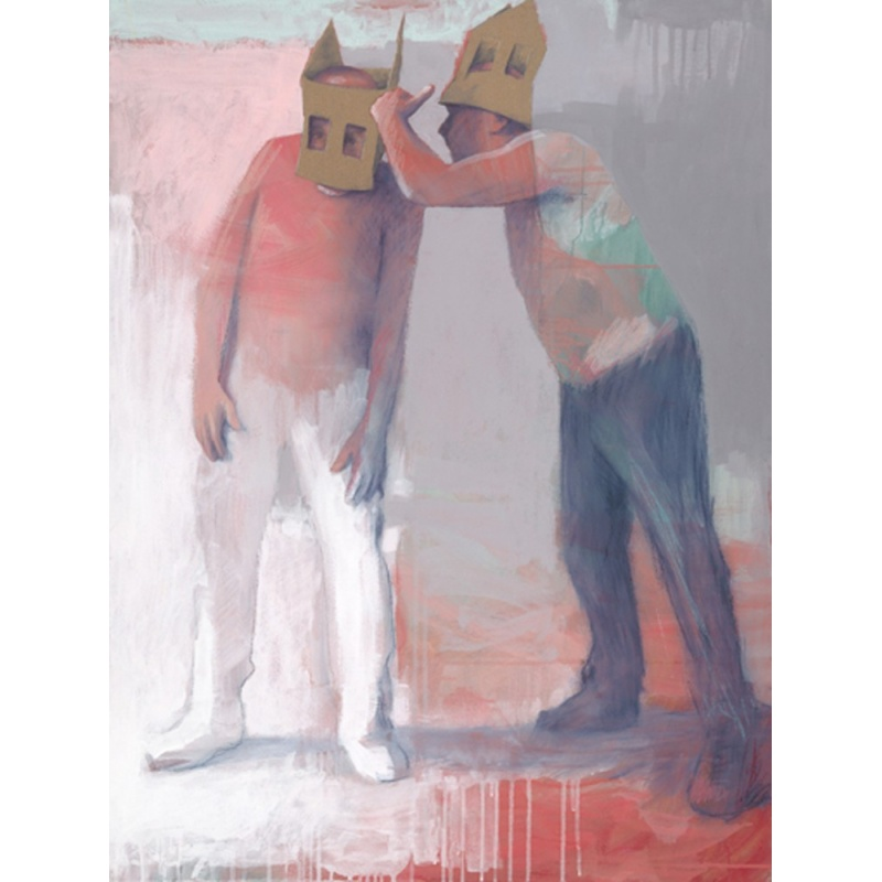 Litho.Online Philippe Hérard - Cent-Titres 60x80cm