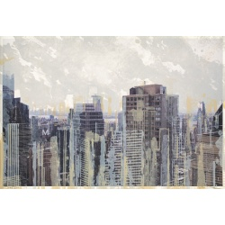 Litho.Online Gottfried Salzmann - New-York M - Grey