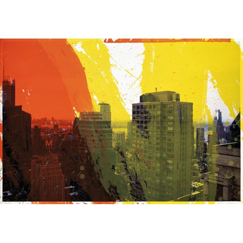 Litho.Online Gottfried Salzmann - New-York M
