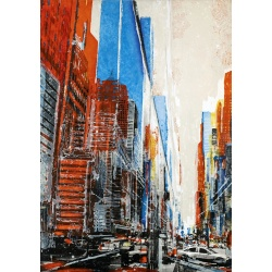 Litho.Online Gottfried Salzmann - Lexington Avenue