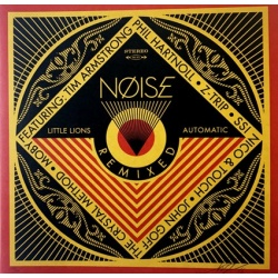 Litho.Online Shepard Fairey - Noise Project