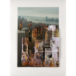 Gottfried Salzmann - Manhattan
