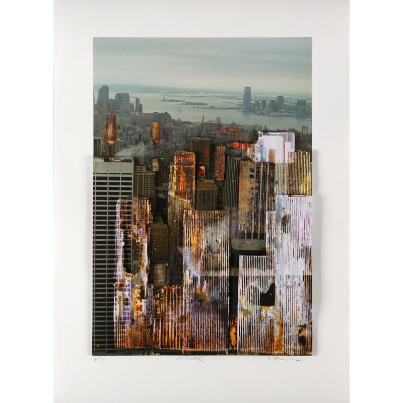 Litho.Online Gottfried Salzmann - Manhattan