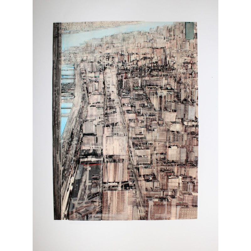 Litho.Online Gottfried Salzmann - New-York