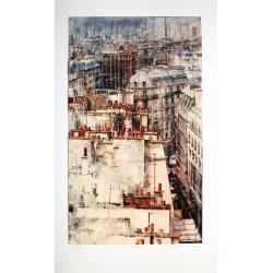 Gottfried Salzmann - Paris