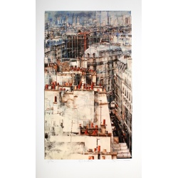 Litho.Online Gottfried Salzmann - Paris