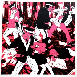 Litho.Online Cleon Peterson - The occupation 1